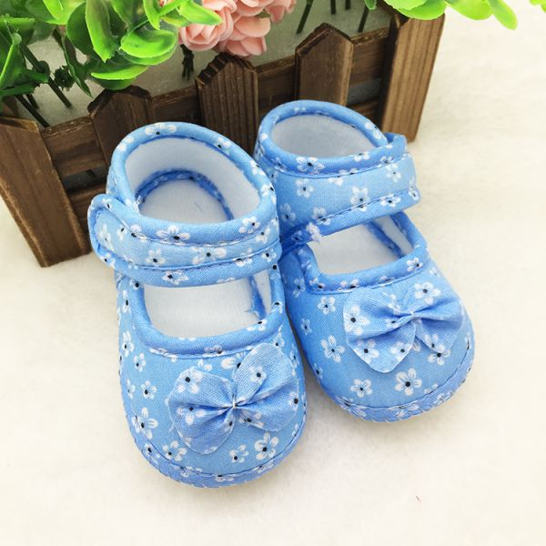 Chicas-Bebe-Zapato-Dot-Soft-Sole-Cotton-de-Nino-Recien-Nacido-Zapato-De-Los-Nino