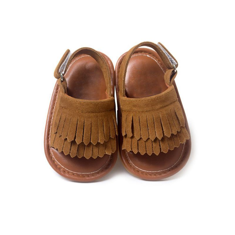 Cute-Baby-Girl-Leather-Shoes-Toddler-Tassel-Moccasin-Sandals-Anti-Slip-Soft-Sole