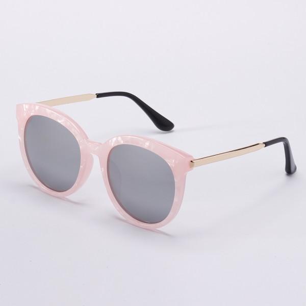 Oversized Retro Sunglasses  retro womens vintage shades oversized round frame sunglasses