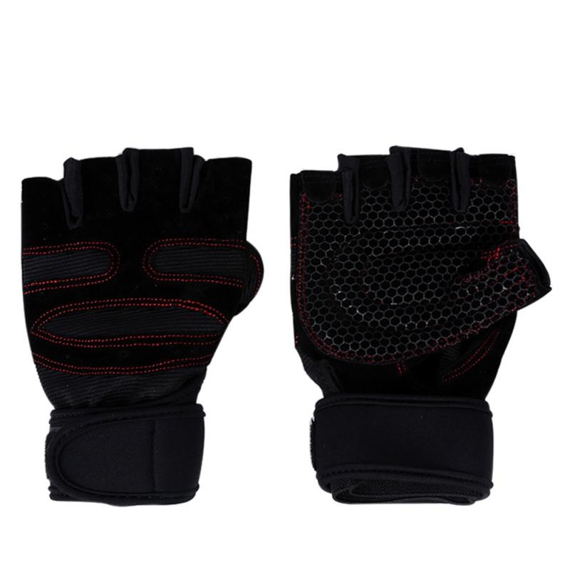 Men-Sports-Training-Gloves-Half-Finger-Weightlifting-Fitness-Dumbbell-Gym-Gloves