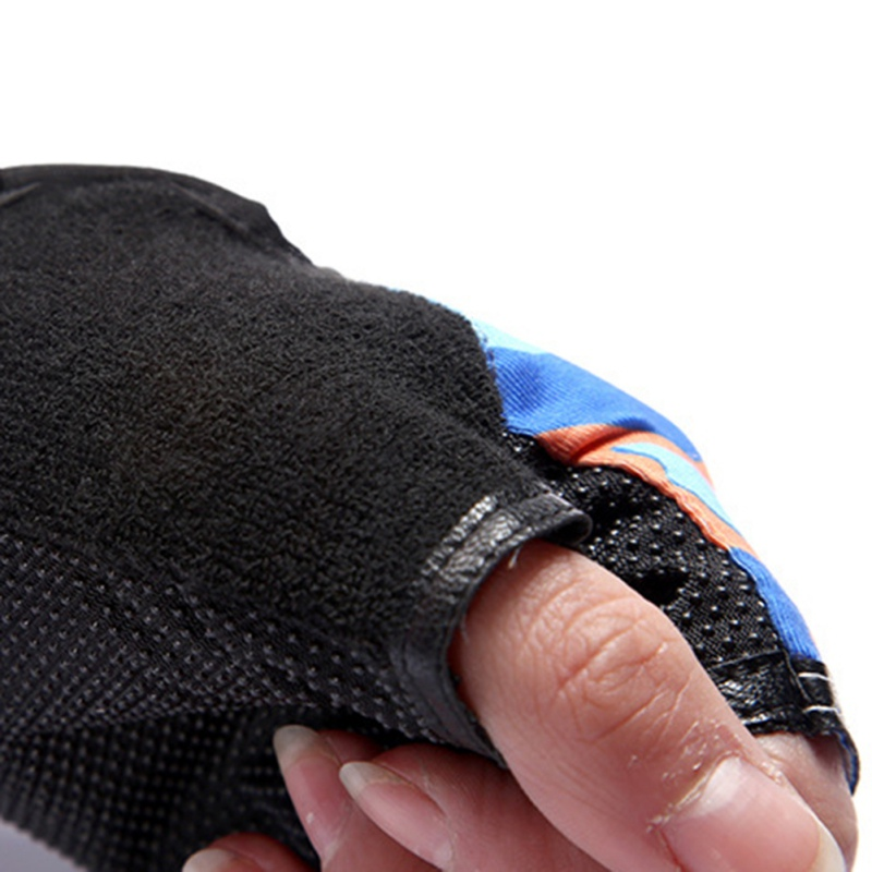 Kids-Child-Cycling-Half-Finger-Gloves-Boys-Girl-MTB-BMX-Bike-Bicycle-Scooter-US miniature 11