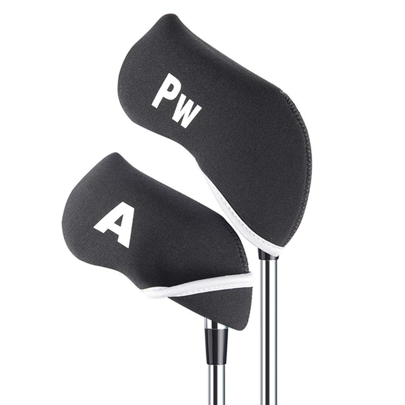 Golf-Club-Head-Covers-Iron-Putter-Protective-Durable-Waterproof-Headcover-Set-US thumbnail 13