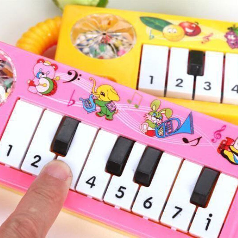 Baby Kids Piano Musical Developmental Toys Happy Learning Ed