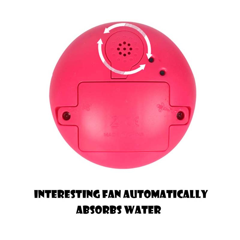 Children-Fun-Electric-Induction-Sprinkler-Water-Spray-Light-Baby-Bath-Toy-US thumbnail 10