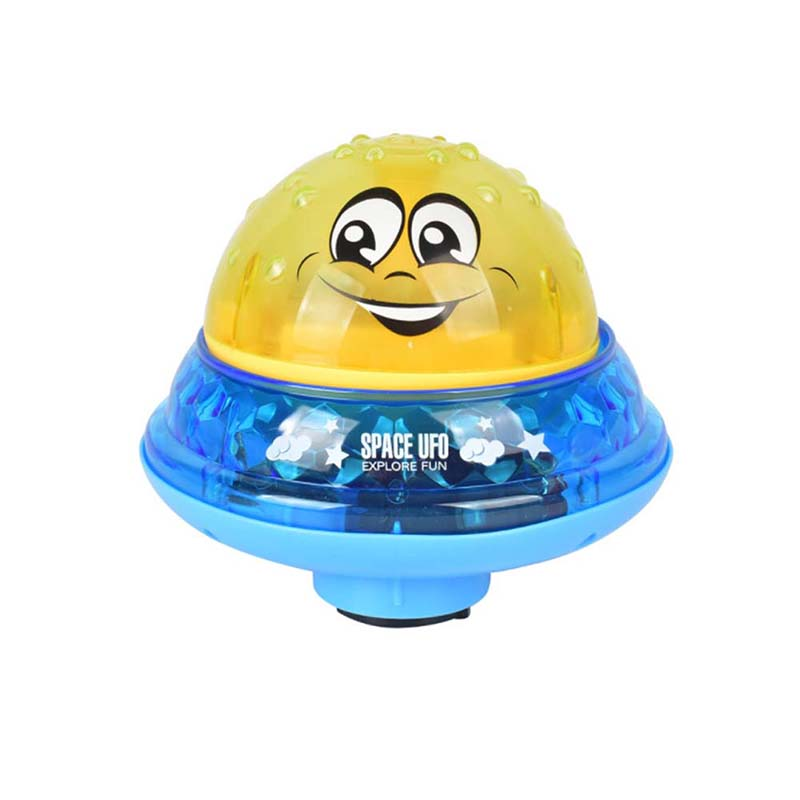 Children-Fun-Electric-Induction-Sprinkler-Water-Spray-Light-Baby-Bath-Toy-US thumbnail 11