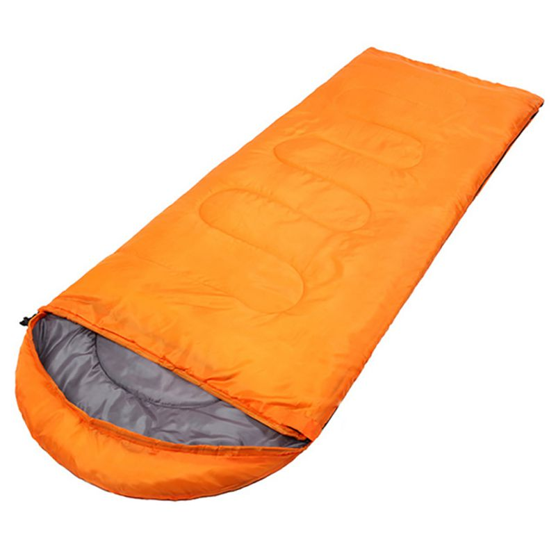 Folding Mummy Sleeping Bag 5F/-15C Camping Hiking With ...