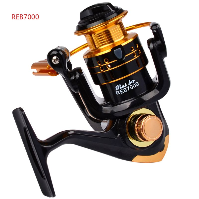 12bb 5 2 1 right hand aluminum baitcasting fishing reel for Baitcasting fishing reels