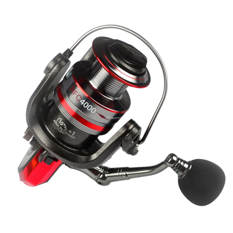 New 10bb surf casting spinning fishing reel long distance for Casting fishing reels