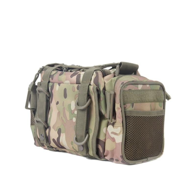 Multifunction waterproof fishing tackle bag lures storage for Fishing backpack tackle bag