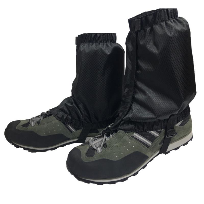 US-Outdoor-Sport-Waterproof-Climbing-Hiking-Cycling-Ski-Shoe-Leg-Gaiter-Cover thumbnail 8