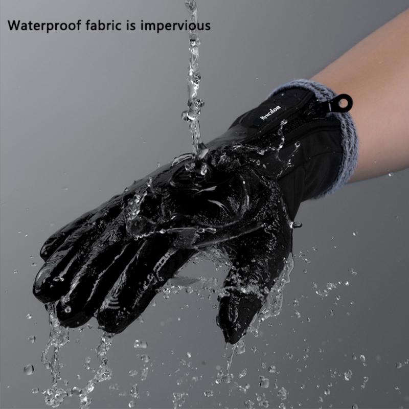 Women-Men-Winter-Snow-Ski-Snowboard-Gloves-Waterproof-Thermal-Motorcycle-Gloves thumbnail 16
