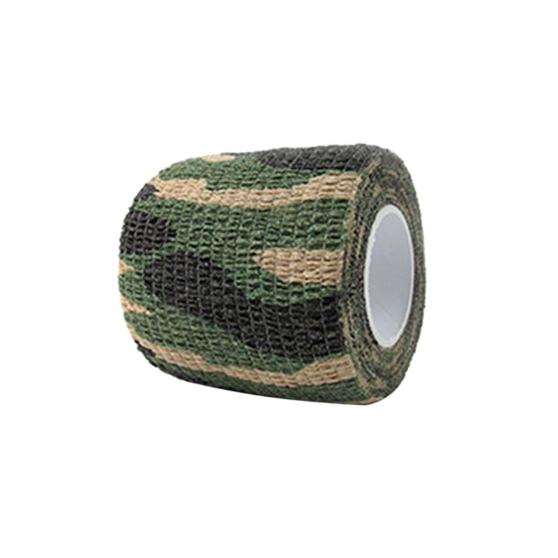 tape camouflage rifle adhesive camo wrap gun self non woven hunting stealth accessories waterproof outdoor hiking camping