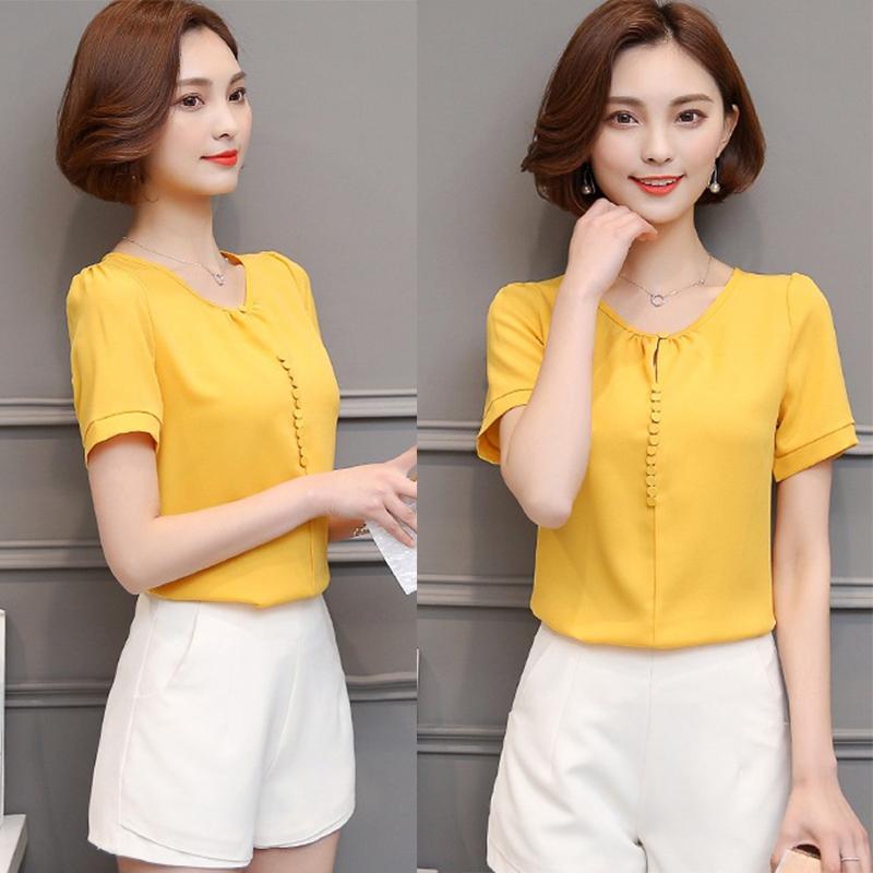 Lady Women 039 S Formal Cotton Shirt Office
