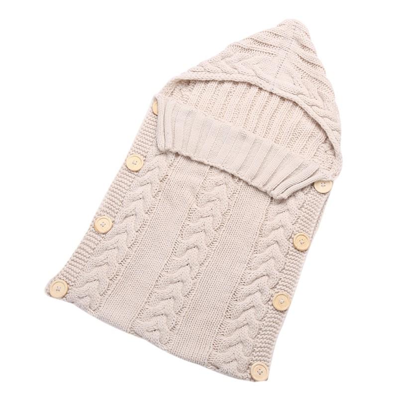 newborn toddler infant baby blanket swaddle sleeping bag