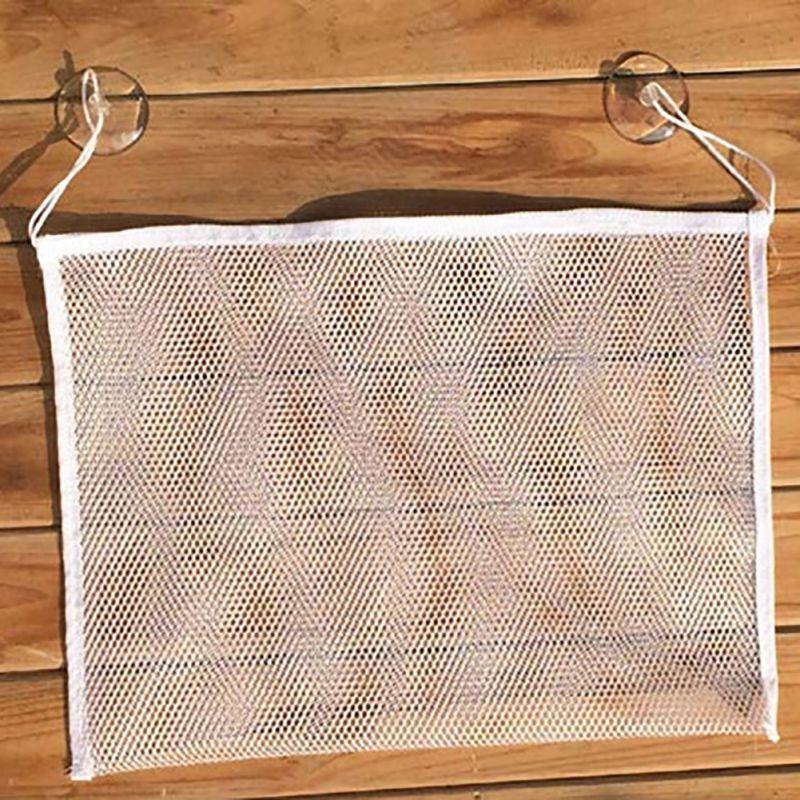 storage tidy bag baby bath bathtub toy mesh net hanging. Black Bedroom Furniture Sets. Home Design Ideas