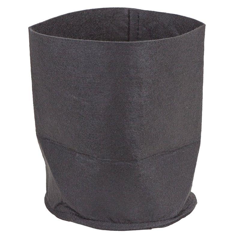 1 2 3 5 7 10 gallon black plant flower nursery pot fiber pouches garden supplies ebay. Black Bedroom Furniture Sets. Home Design Ideas