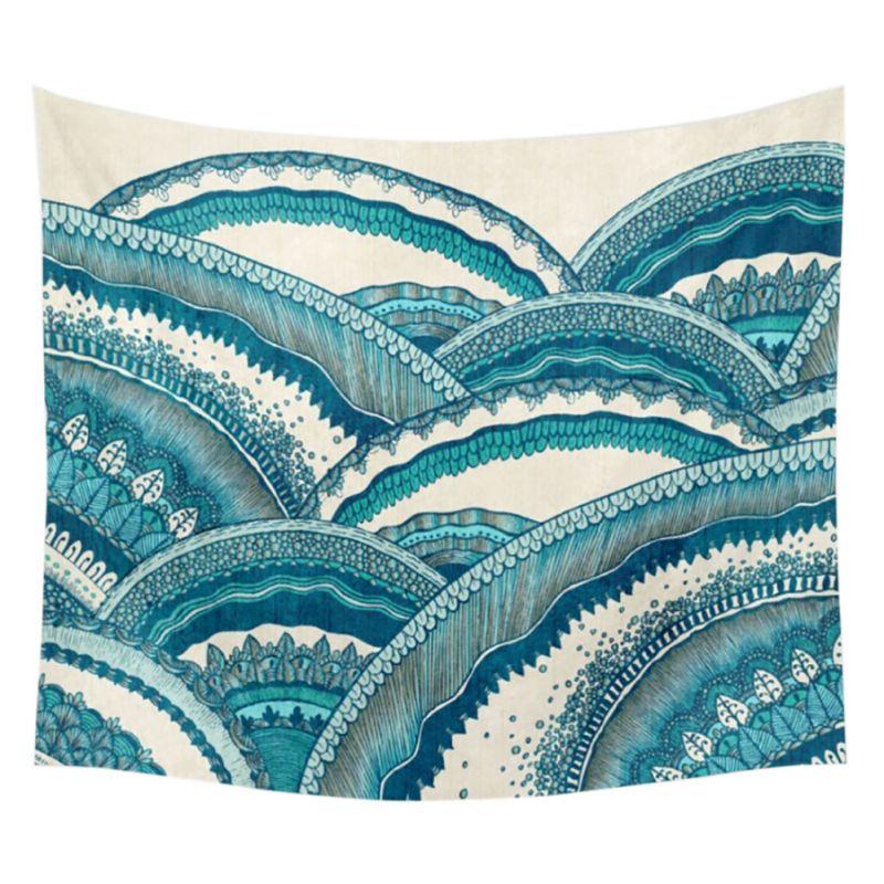 AU-Boho-Indian-Mandala-Tapestry-Art-Wall-Hanging-Room-Bedspread-Mat-Home-Decor