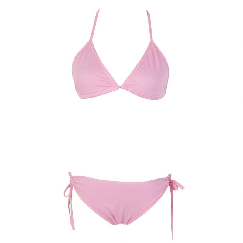 Lady-Women-039-s-Sexy-Bikini-Set-Swimwear-Swimsuit-Beachwear-Push-up-Padded-Bra-Set