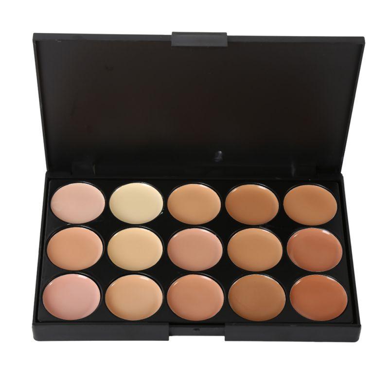 15-Color-Beauty-Concealer-Palette-Contour-Sponge-Puff-Powder-Brush-Makeup-Tool