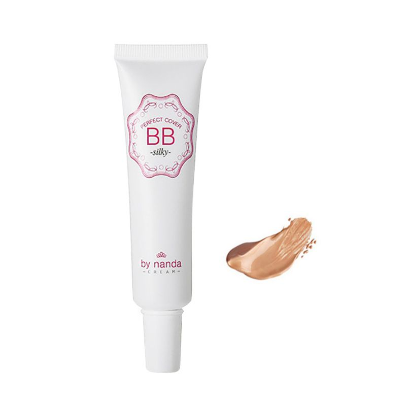 how to use bb cream with concealer