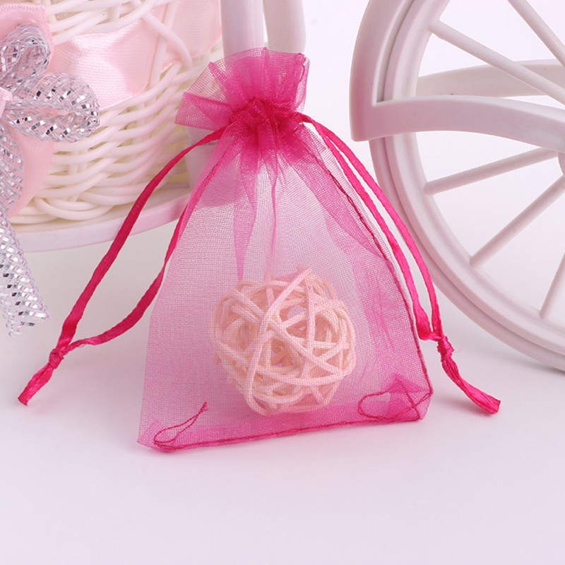 Wedding Favor Bags Under USD1 : ... -Wedding-Favour-Sheer-Gift-Bags-Jewellery-Packing-Organza-Pouch-Gift