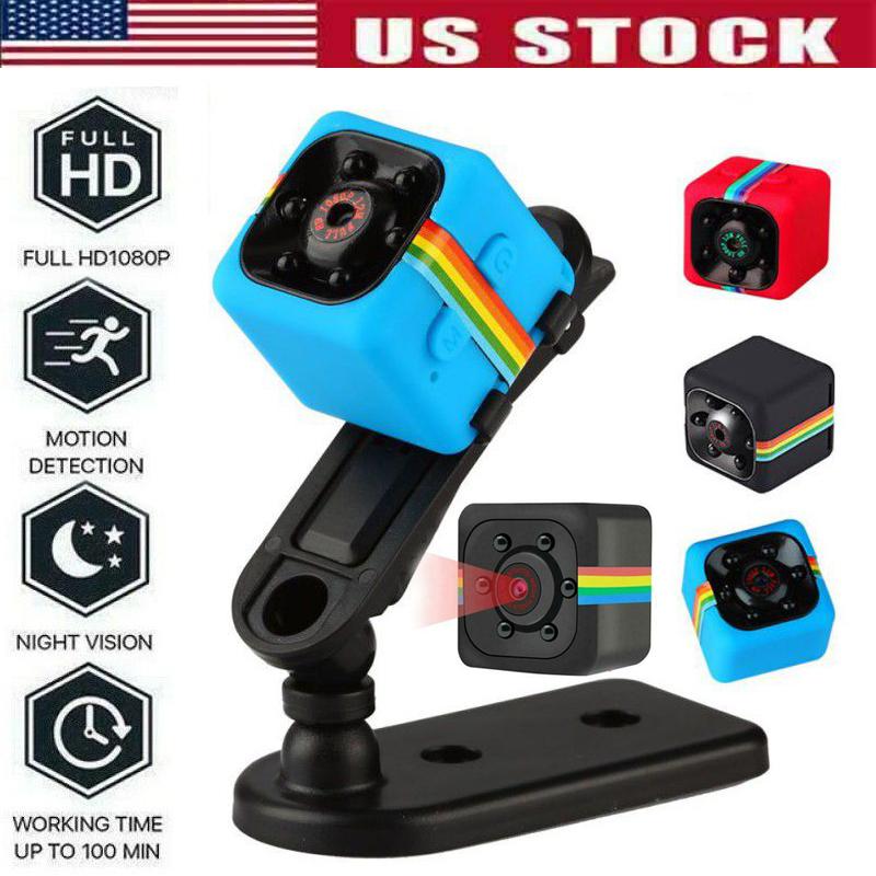 US SQ11 Spy Hidden DV DVR Camera 1080P Full HD Mini Car Dash