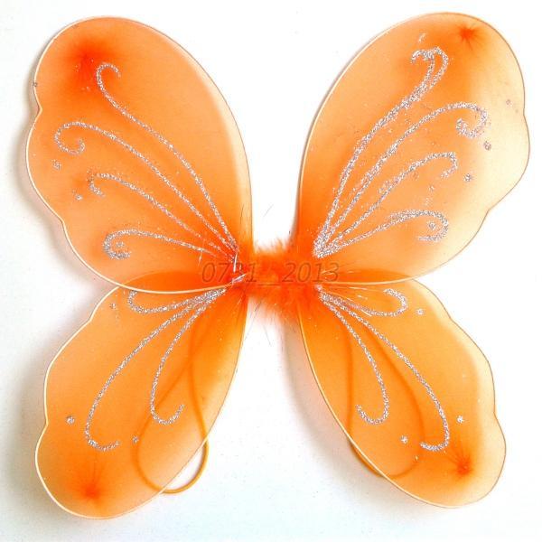 Hot Angel Dress Pixie Fairy Erfly Wing Kid