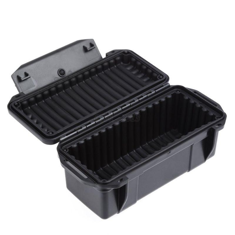 waterproof box storage case hard plastic shockproof box for outdoor