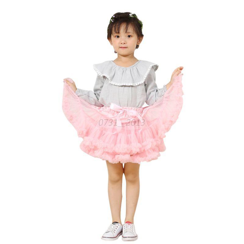 Baby Girl 039 S Fluffy Pettiskirt