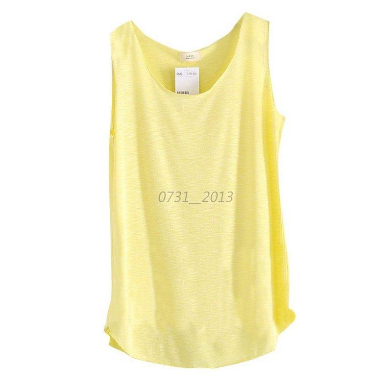 Fashion-Women-Boho-Bamboo-Vest-Tank-T-Shirt-Tee-Casual-Sleeveless-Blouse-Tops