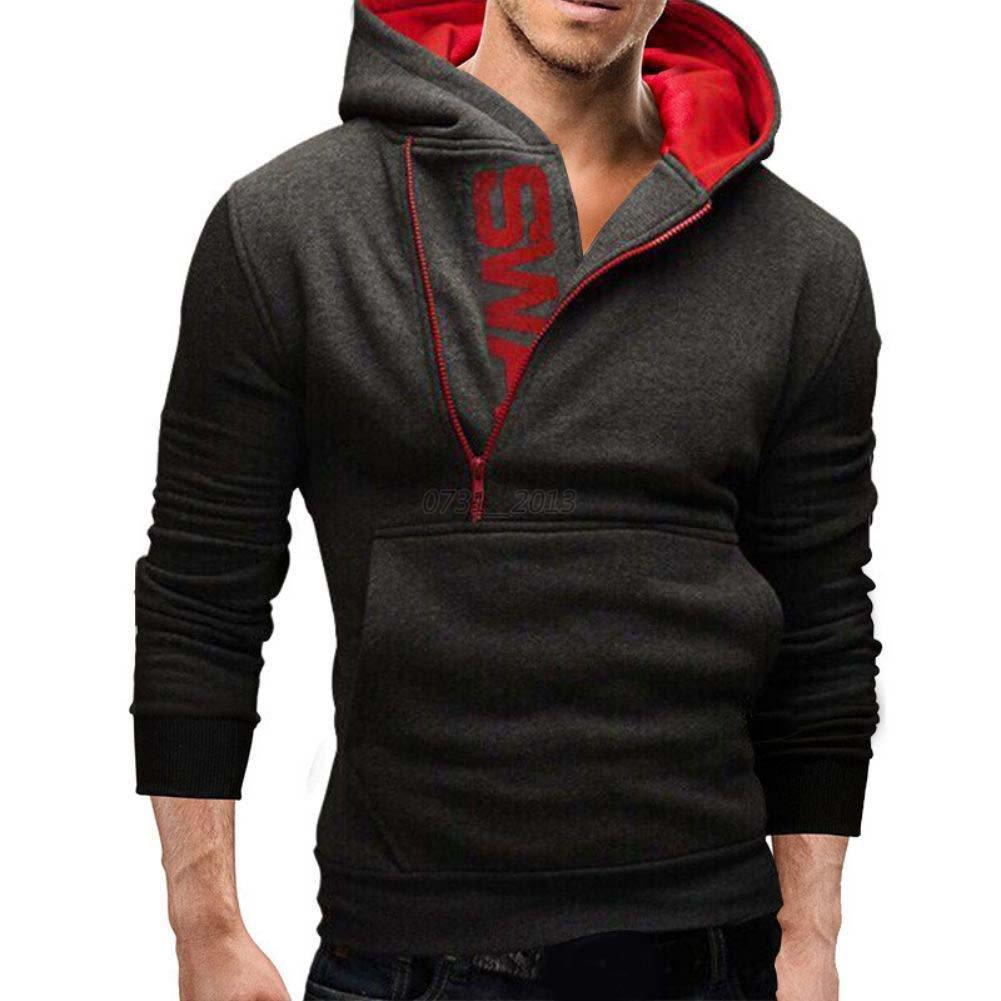 Mens thin hoodie