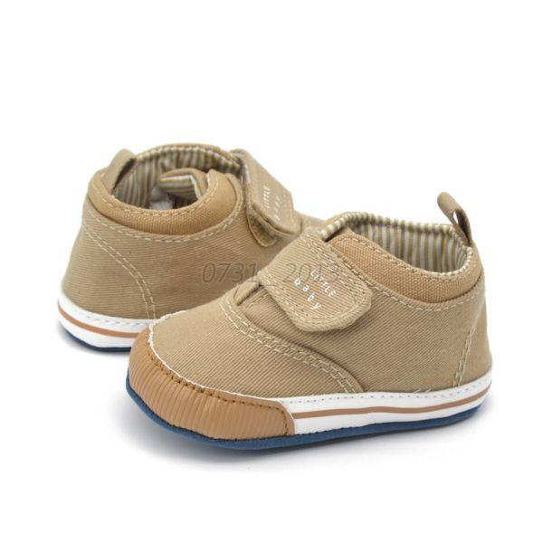 kid baby boy shoes child toddler soft sole ankle canvas