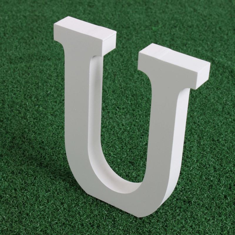 Large Letter D Wall Decor