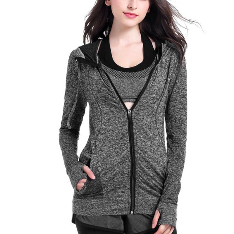 Women-Zip-Hoodie-Long-Sleeve-Sport-Coat-Workout-Fitness-Yoga-Quick-Dry-Jacket