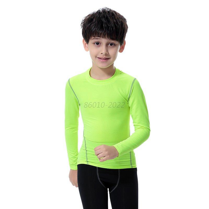 Toddler Kid Baby Sports pression Base Body Layer Under