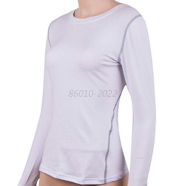 Women Compression Long Sleeve Athletic Casual T Shirt
