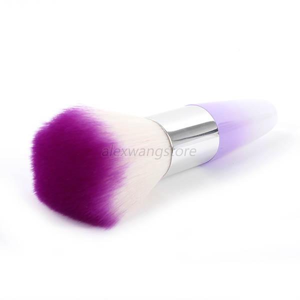 Vogue Nail Art Dust Cleaner Acrylic UV Gel Nail Dust Brush Dust ...