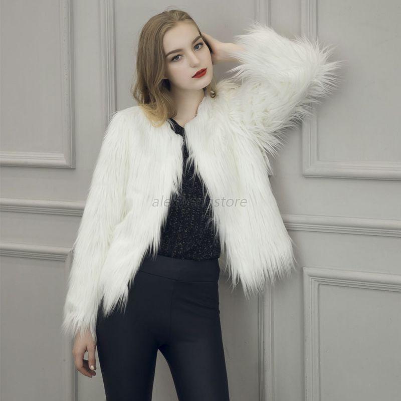 Womens-Winter-Warm-Faux-Fur-Long-Sleeve-Short-Jacket-Outwear-Overcoat-Hot-Sale