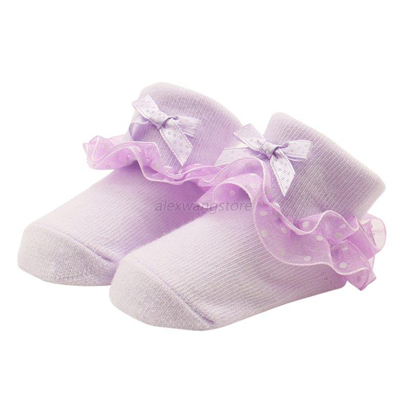 Baby Girls Frilly Lace Cotton Socks Party Wedding Christening Upto 10 Years. £ - £ 5 out of 5 stars 2. 6,12 Pairs White Frilly Lace Socks Girls Baby Kids Ankle Cotton School Sock New. £ - £ out of 5 stars 3.