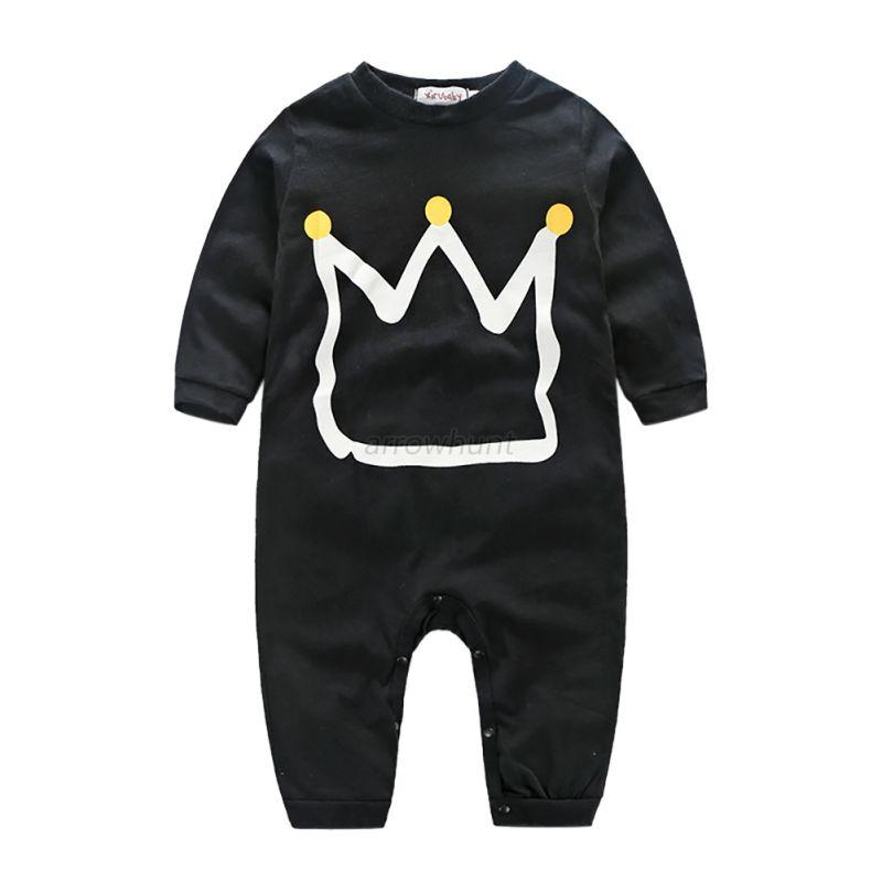 Newborn-Infant-Baby-Boy-Girl-Long-Sleeve-Romper-Jumpsuit-Bodysuit-Clothes-Outfit