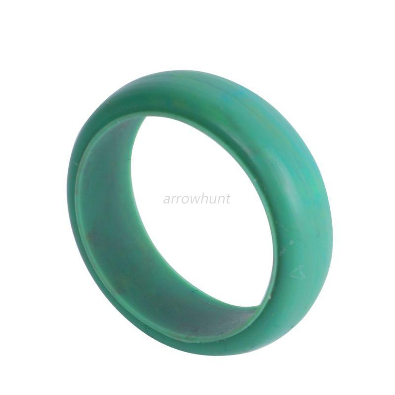 Rubber Band Wedding Rings >> Mens Silicone Wedding Ring Band Rubber Ring Flexible Durable Waterproof Ring HOT | eBay