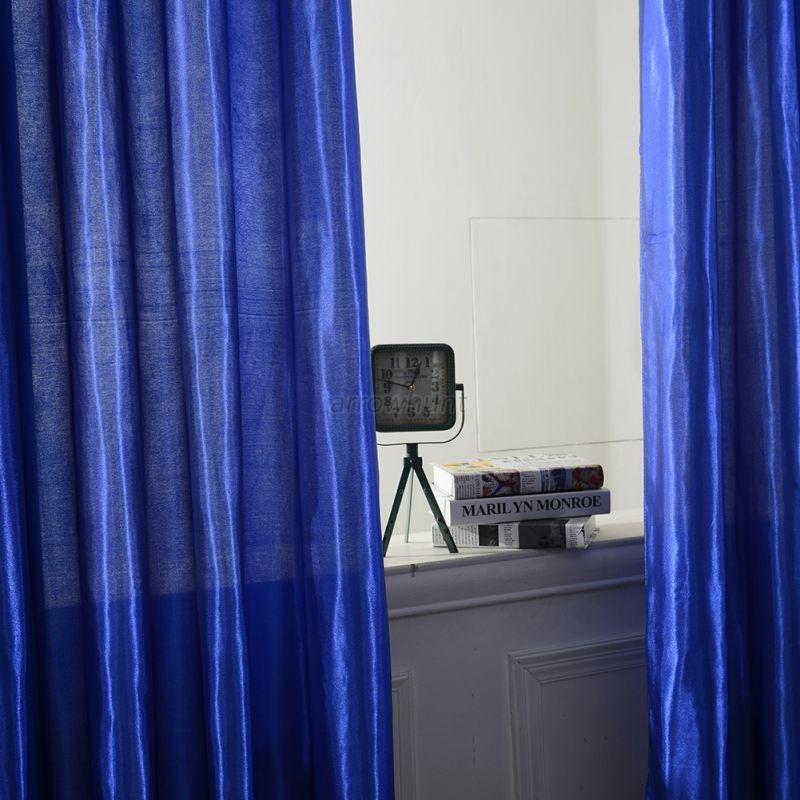 Nice Window Screen Curtains Room Door Blackout Lining