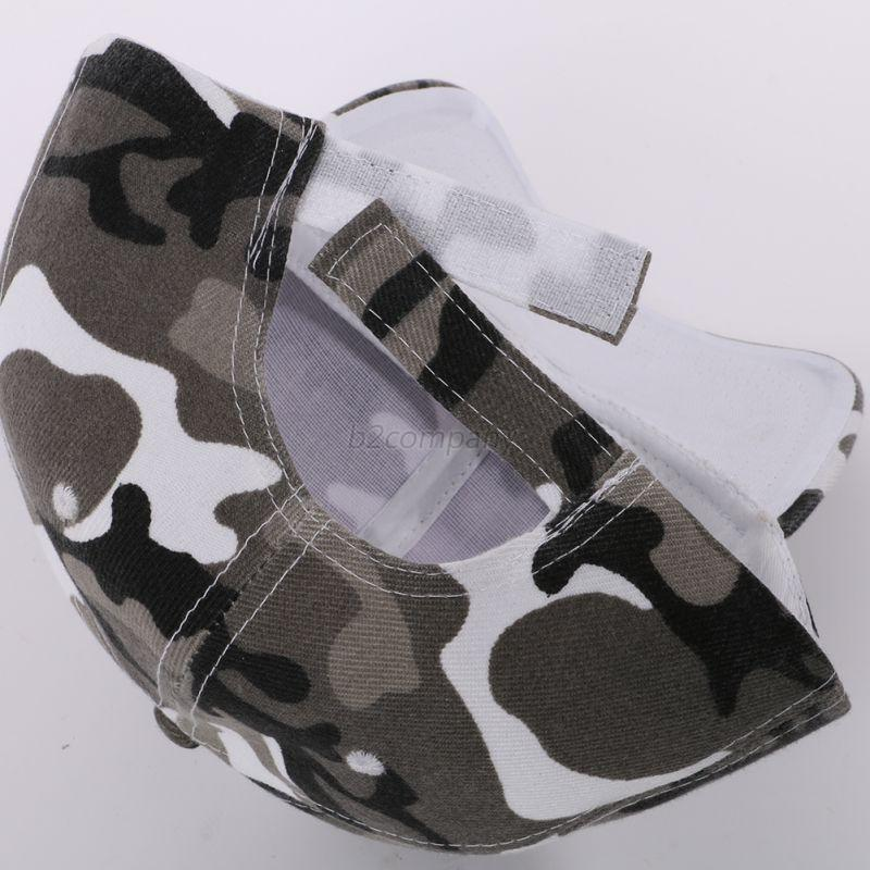 new baseball cap army camo hat trucker