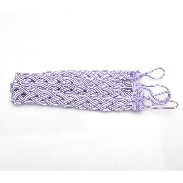 Knitted-Window-Curtain-Cord-Rope-Buckle-Tiebacks-Braided-Tie-Backs-Home-Decor-UK