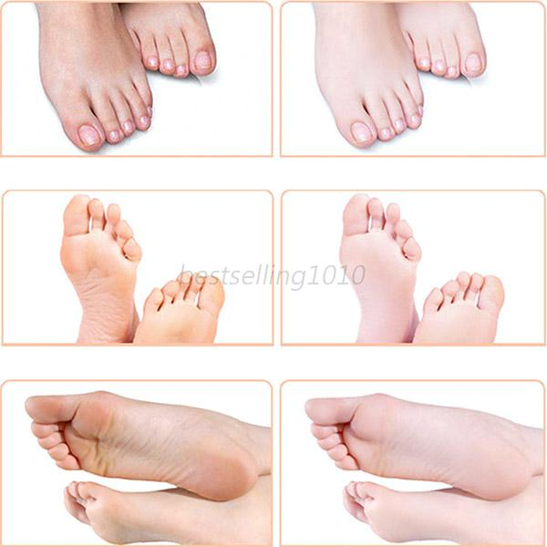 hot baby feet exfoliating foot mask callus peel hard dead. Black Bedroom Furniture Sets. Home Design Ideas