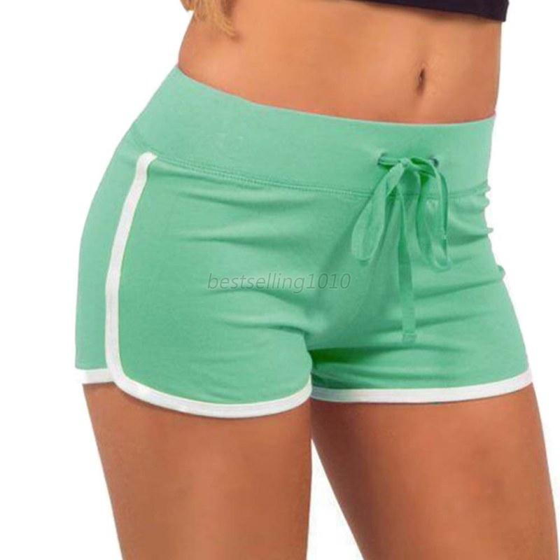 Sexy Women Summer Pants Sports Shorts Gym Workout
