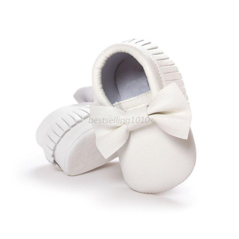 baby soft sole suede leather shoes infant boy toddler