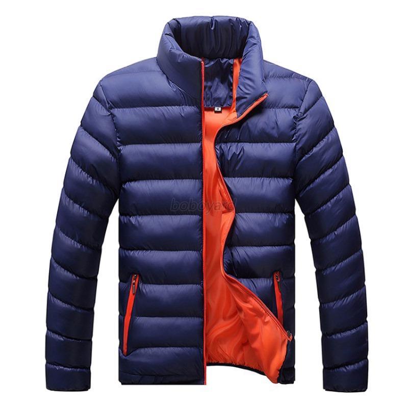 Men-039-s-Winter-Cotton-Blend-Long-Sleeve-Sweatshirt-Varsity-Coats-Jackets-Outwear