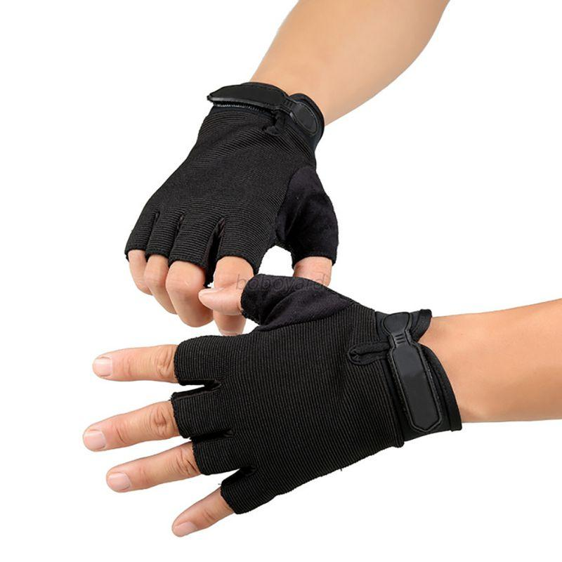 Women Work Out Gloves Weight Lifting Gym Sport Exercise