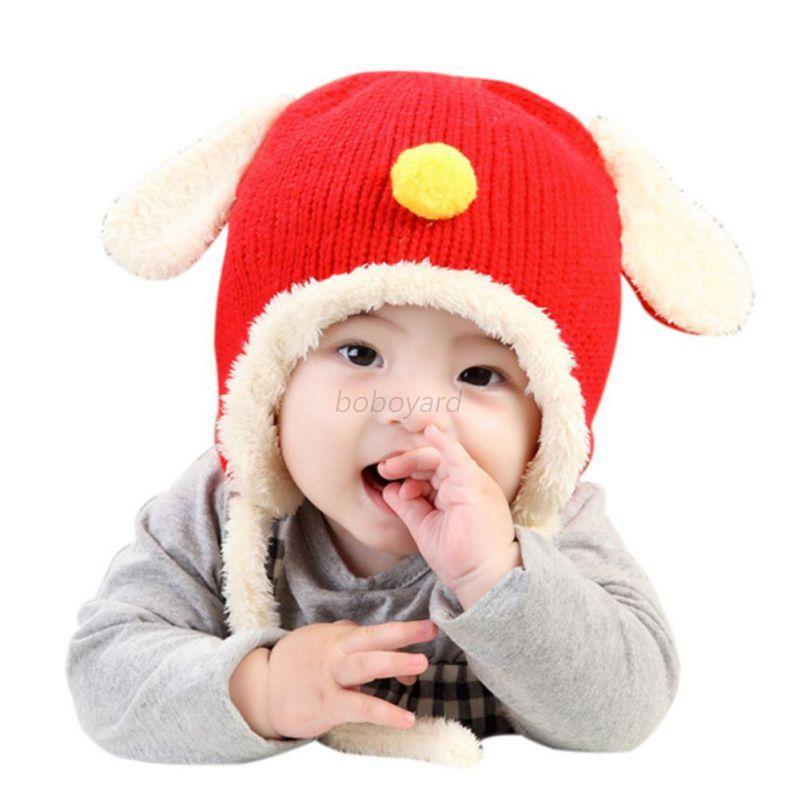 Cute winter hats kids